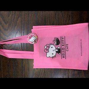 Hello Kitty mini tote bag